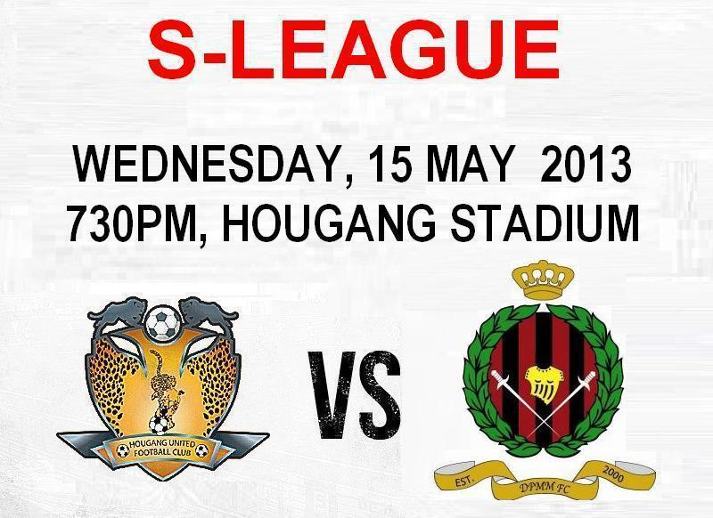 Match Preview: Hougang United vs DPMM FC