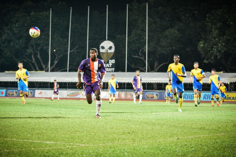 Hougang boys back on victory track as they mauled the Young Tigers