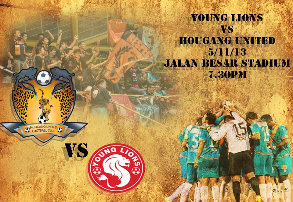 Match Preview: Courts Young Lions vs Hougang United