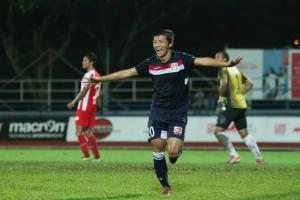 Meng Meng goal vs TP